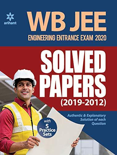 WB JEE Engineering Solved Paper 2020