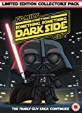 Family Guy - Something Something Something Dark Side (Limited Edition plus T-shirt and Collector Cards) [DVD]