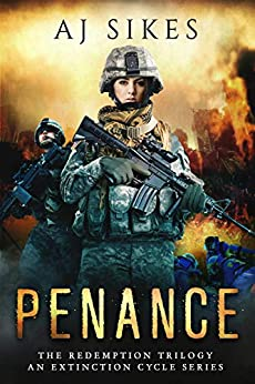 Penance (Redemption Trilogy Book 2) by [Sikes, AJ]