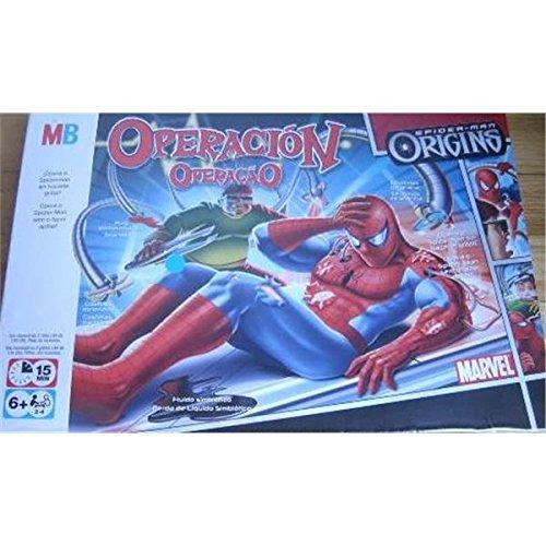 Hasbro Operacion Spiderman