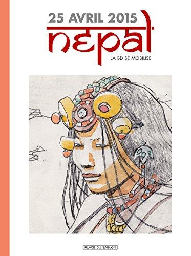 Nepal, 25 Avril 2015 - La BD se mobilise