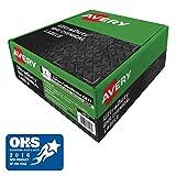 Avery Avery ultraduty GHS chemischen Etiketten für Epson colorworks C831Drucker, wasserdicht, 14x 21,6cm 1000Pk (60513)