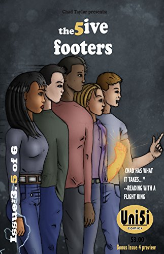 5ivefooters #3.5 (5ive footers Book 1)