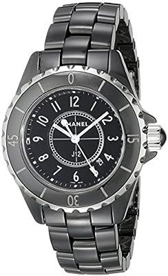 Chanel H0682de cerámica reloj de la mujer