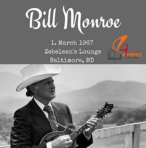 Bill Monroe - Baltimore 1967 (Monroe-cd Bill)