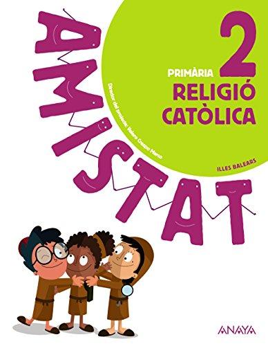 RELIGIO CATOLICA 2PRIM BAL