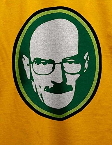 Walter Logo T-Shirt Gelb