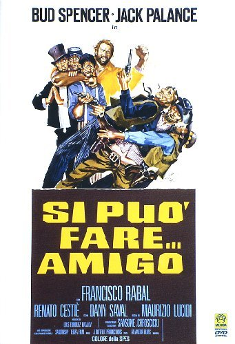 Bild von Si puo' fare... Amigo [IT Import]