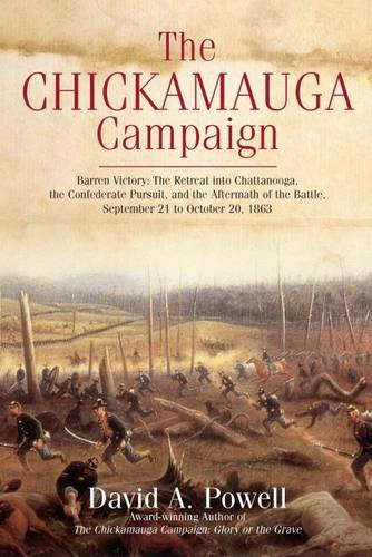 The Chickamauga Campaign Cover Image