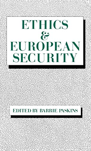 Ethics and European Security
