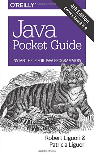 Java Pocket Guide, 4e