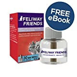 Feliway Friends Diffuser Refill 48ml - INCLUDES EXCLUSIVE PETWELL® / FELIWAY ® E BOOK
