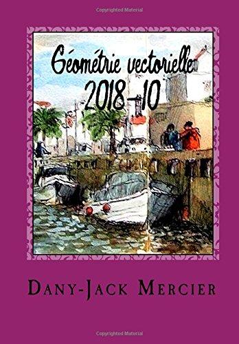Géométrie vectorielle 2018-10