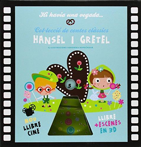 Hansel i Gretel : llibre-cine (Àlbums il·lustrats, Band 118)