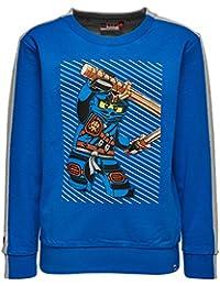 Lego Wear Lego Ninjago Saxton 101, Sweatshirts Garçon
