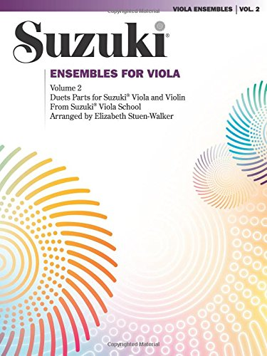 Ensembles for Viola: 2 (Suzuki Viola School)