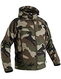 T.O.E - Softshell Storm Field 2.0 Camouflage