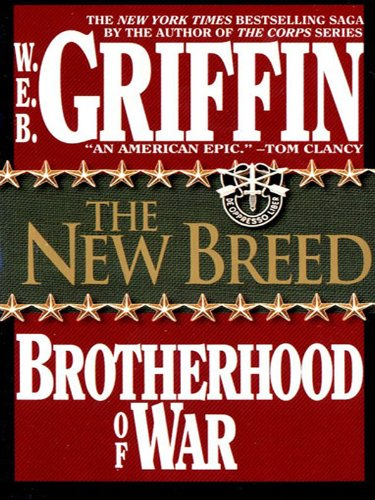 The New Breed (Brotherhood of War Book 7) (English Edition) (Ebooks Web Griffin)