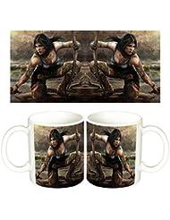 Tomb Raider Lara Croft B Tasse Mug
