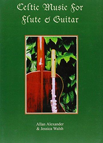Celtic Music For Flute And Guitar. Partitions, CD pour Flûte Traversière, Tablature Guitare