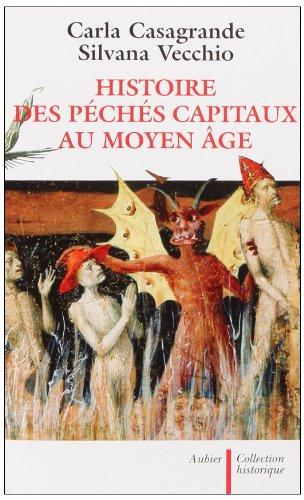 Histoire des péchés capitaux au Moyen Age