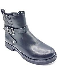 Amazon.fr   pour - Bottes et bottines   Chaussures femme ... f1beb12bb5d5