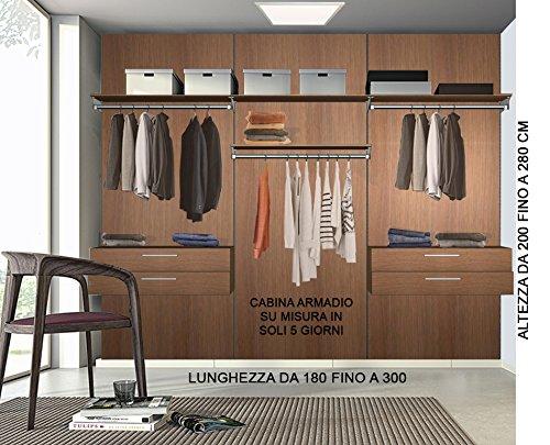 Songmics Armadio Cabina Guardaroba : ᐅ cabina armadio guardaroba prezzo migliore ᐅ casa migliore