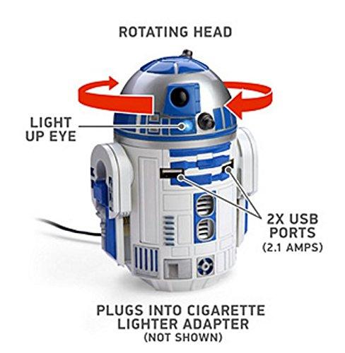 VIP Wars R2-D2 USB Car Charger