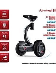 """Airwheel S8 Negro, rueda 10"""", bateria 260Wh"""