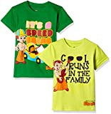 #2: Chhota Bheem Boys' T-Shirt (Pack of 2)