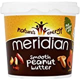 Meridian Natural Peanut Butter 1kg Smooth