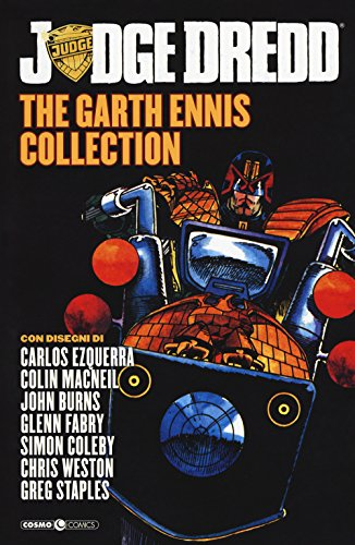 Judge Dredd. The Garth Ennis collection: 2