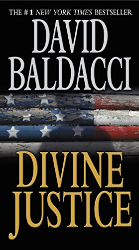 Divine Justice (Camel Club Series) (English Edition) (Club Camel)
