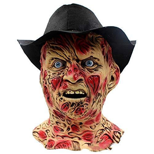 - Creepy Zombie Clown Kostüm