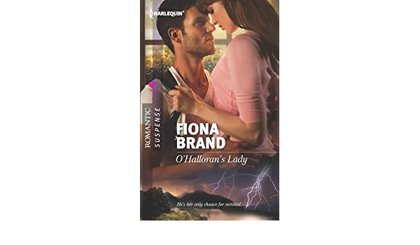 OHallorans Lady (Mills & Boon Intrigue)