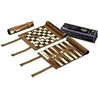 Philos - Backgammon, para 2 jugadores (importado de Alemania)