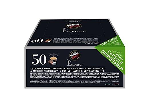 Caffè Vergnano 1882 Èspresso1882 Intenso - 50 Capsule
