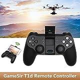 StageOnline Mando a Distancia para Drone con Batería 600MA Joystick Handle GameSir T1d Bluetooth 7M Accesorios de Vuelo para dji Tello Drone