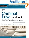 The Criminal Law Handbook: Know Your...
