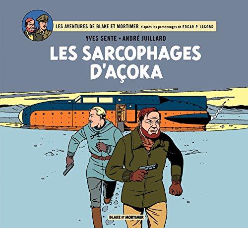 Blake et Mortimer - Intégrale - Tome 4 - Les sarcophages d'Açoka (Blake & Mortimer - Intégrales) par Yves Sente