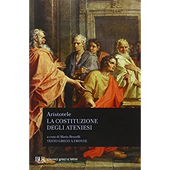 La Costituzione Degli Ateniesi