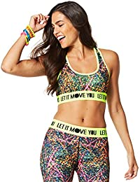Zumba Fitness Sparks Fly Soutien-gorge Fille