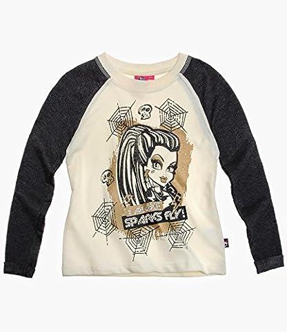 Monster High Shirts - Monster High Sweat-shirt - gris - 8