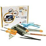 JAKEMY de 9en 1D.I.Y Kit de réparation électronique Version Luxe, JM 1102