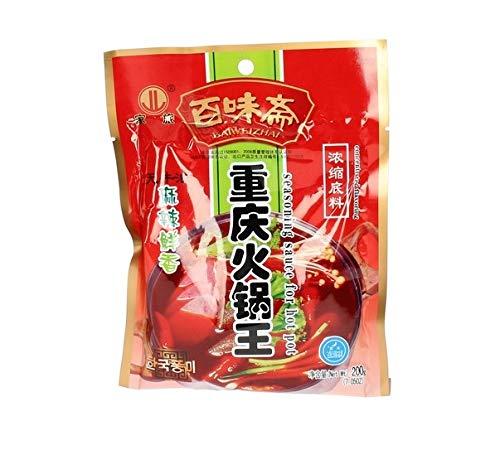 Szechuan-Hot Pot Base, Würzmischuung für Chin. Fondue 200g