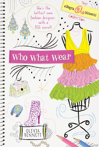 Who What Wear: The Allegra Biscotti Collection (English Edition)