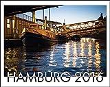 Hamburg Ansichten Kalender 2016, großer Fotokalender der besonderen Art: Hamburg begeistert die Welt! Besondere Motive im besonderem Licht aus in der Hamburger Druckerei Nehr & Co.