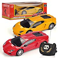 Amazemarket Random Luxury Kids Toy 1:24 Scale Remote Control Supercar Car Model Radio Control 2 Channels Radio RC Indoor Outdoor Sports Children Electronic Gift (random color) - Compare prices on radiocontrollers.eu