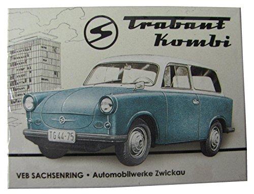 Magnet Trabant Kombi