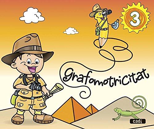 Grafomotricitat 3 - 9788447471416